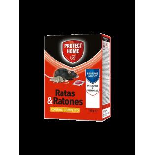 Rodicum BD - Ratazanas e Ratos Pastilhas 150gr