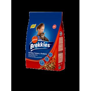 Brekkies Excel Gato Mix Vaca 1.5Kg