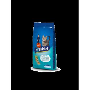 Brekkies Excel Gato Mix Peixe  1.5kg