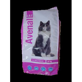 AvenalCat Carne 20kg