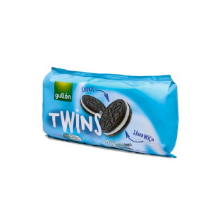 Bolacha de Cacau Twins pack 2 308gr