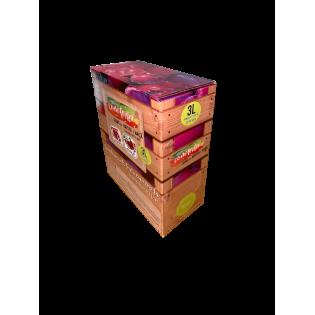 Sumo Natural Box Ameixa e Maçã 3L