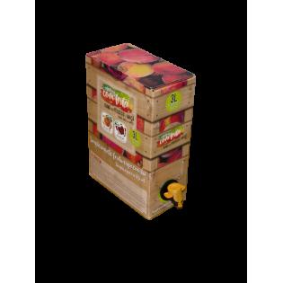 Sumo Natural Box Pêssego e Maçã 3L