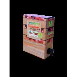 Sumo Natural Box Cereja e Maçã 3L