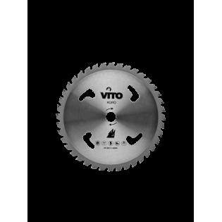 Disco Roçadora Dimante Mato/Erva 40D VIDE40
