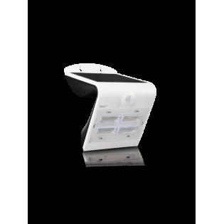 Aplique Led Solar Orb C/Sensor 3.2W Branco ASORB32B
