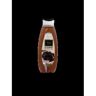 Gel de Banho Chocolate 750ml