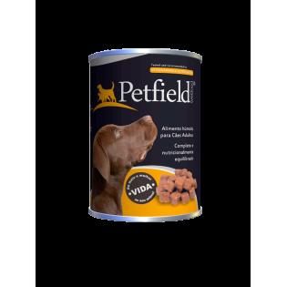 Petfield Wetfood Dog Chicken 1250gr