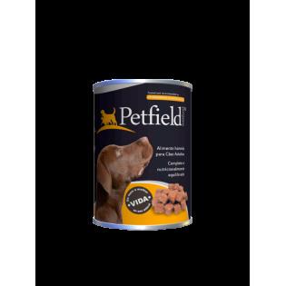 Petfield Wetfood Dog Chicken 410gr