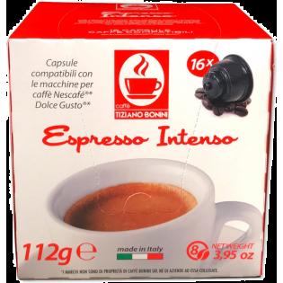 Café Expresso Intenso Bonini D.G. 16Unid. 112gr
