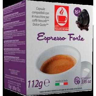 Café Expresso Forte Bonini D.G. 16Unid. 112gr