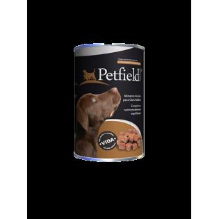 Petfield Wetfood Dog Lamb 1250gr