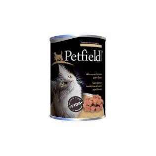 Petfield Wetfood Cat Chicken 410gr