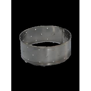 Cincho/ Aro P/Queijo nº1 Aço Inox