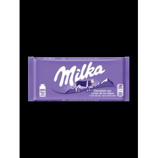 Milka Chocolate Leite 100gr