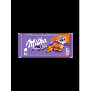 Milka Chocolate Chips AHoy 100gr