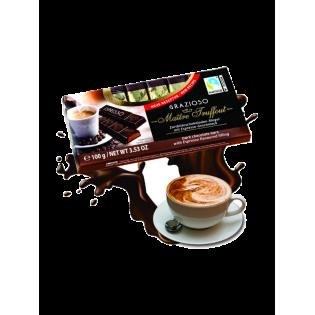 Barrita Chocolate Expresso 100gr Grazioso