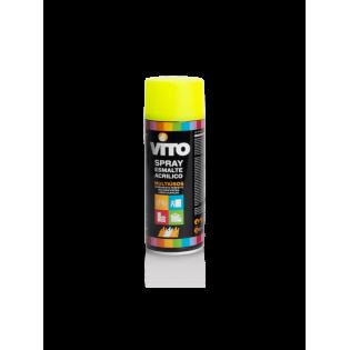 Tinta Fluorescente Amarelo 400ml